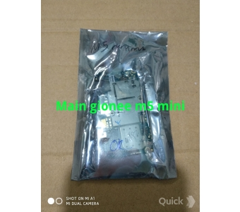 main gionee m5 mini full zin